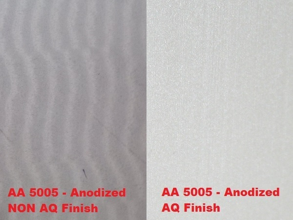Anodized Quality - AQ 5005